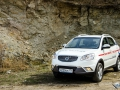 SsangYong New Actyon: расширяем кругозор
