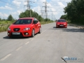 Тест-драйв Honda Civic Type-R и Seat Leon Cupra