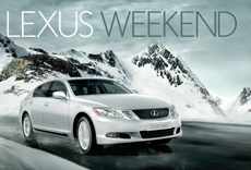 Lexus Weekend
