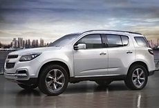 Новый Chevrolet TrailBlazer