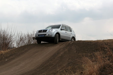 SsangYong: сила характера