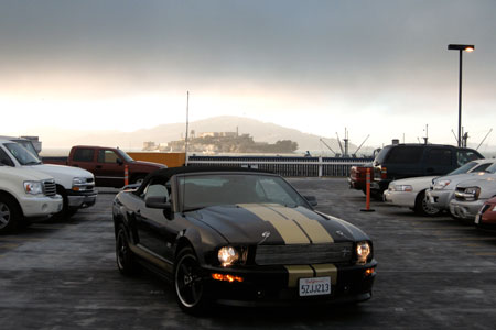 Mustang Shelby GT-H Convertible